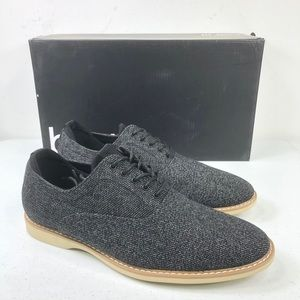 Bar III Dylan Wool Blend Lace Up Oxford Shoes